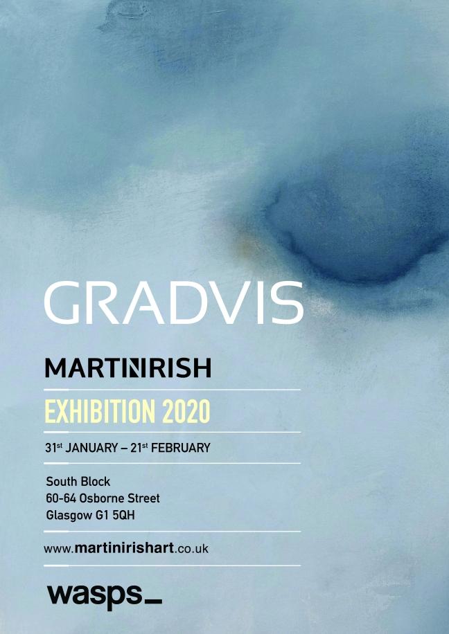 martin irish poster